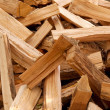 Chopped firewood -  