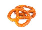Cookies pretzels — Stock Photo