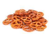 Cookies pretzels — Stockfoto