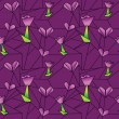 Seamless origami pattern — Stockvectorbeeld