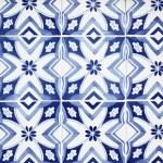 Portuguese tiles — Stock Photo #10677193