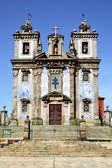 Church in Porto — Stockfoto