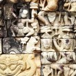 Khmer stone carving -  