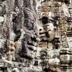 Faces of Buddha — Stock Photo #8402481