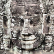 face of buddha — Stock Photo