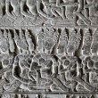 Khmer stone carving — Stock Photo #8518853