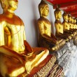 buddhas — Stock Photo