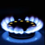 EU Gas — Stock Photo