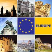 Europe — Zdjęcie stockowe