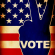 USA Vote - Foto Stock