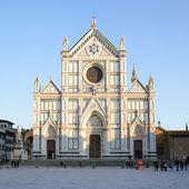 Basilica of Santa Croce — Stok fotoğraf