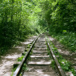 Mountain railway - Stockfoto