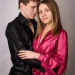 Happy couple — Stock Photo #10041194