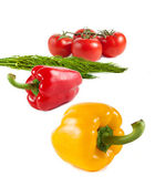 Ripe vegetables — Foto Stock