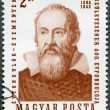 HUNGARY - 1964: shows Galileo Galilei (1564-1642) — Stock Photo