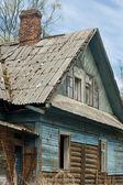 Abandoned old house — Stock Photo