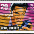 USA - 1993: shows Elvis Presley, American Music Series - Stock Photo