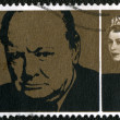 Sir Winston Spencer Churchill (1874-1965), statesman and WWII leader — Stock Photo #8687374