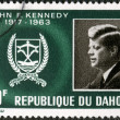 President John F. Kennedy (1917-1963) — Stock Photo