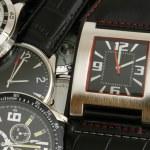 Wristwatches — Stock Photo #9235552