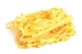 Egg noodles — Stock Photo