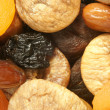 Stock Photo: Dried fruits mixed