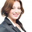 Smiling business woman — Stock Photo #10068768
