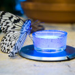Idea leuconoe butterfly - Stock Photo