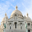 Basilique Du Sacre Coeur, Paris — Stock Photo