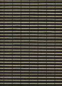 Striped Straw Mat — Stock Photo