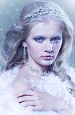 Rainha do inverno — Foto Stock