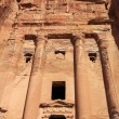 Stock Photo: Urn Tomb in Petra, Jordan