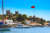 Bodrum castle, Turkey — Stock Photo