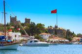 Bodrum castle, Turkey — Stock Photo