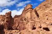 Tombs in Petra, Jordan — Stock Photo