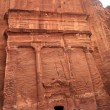 Street of Facades, Petra Jordan — Stock Photo #9689694