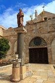 在巴勒斯坦伯利恒圣诞教堂 — 图库照片