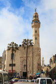 Mosque of Omar in Bethlehem, Palestine — Stock Photo