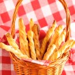 Cheese twists pastry — Stock Photo #10392052