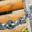Stock Photo: Steel Chain