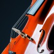 Royalty-Free Stock Photo: Music concept- close up of cello