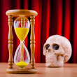 Death and time concept — Stok fotoğraf