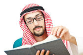 Education concept with young arab — Foto Stock
