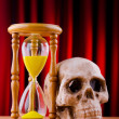 Death and time concept — Stock Photo #8123045