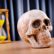 Death and time concept — Stock Photo #8123059