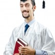 Young male student graduate — Stock Photo #8126271