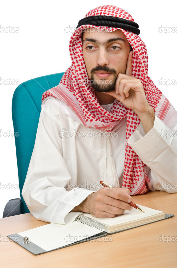 Молодые арабы