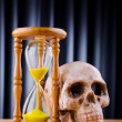Death and time concept — Stock Photo #8754831