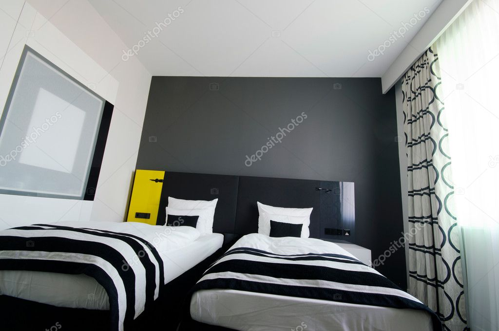 Room in the hotel — Stock Photo #8754115