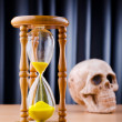 Death and time concept — Stock Photo #8866057